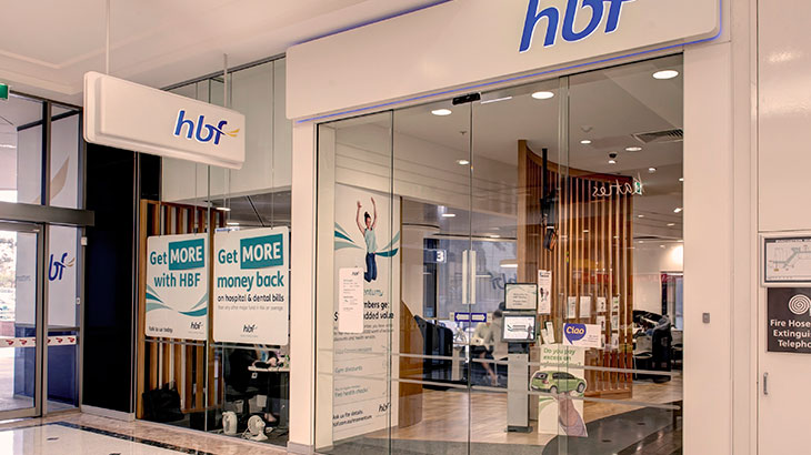 HBF Insurance Morley branch